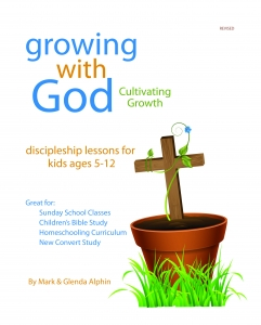 Growing with God: Cultivating Growth - sold on Amazon