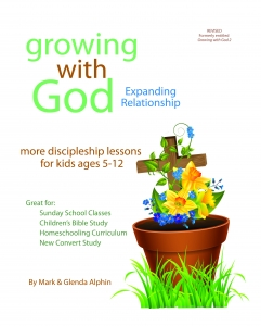 Growing with God: Expanding Relationship - sold on Amazon