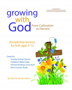 Growing with God: From Cultivation to Harvest - sold on Amazon